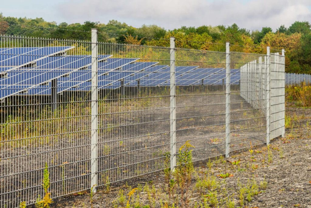 Security fencing systems for your industry